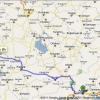 Adana Afyon Arası kaç Km