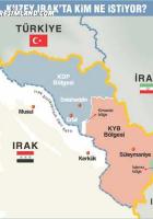 ırak haritası