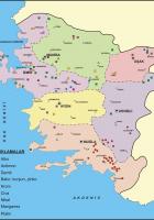 ege haritası