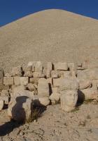 nemrut dağı heykelleri