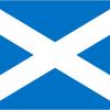 iskoçya bayrağı