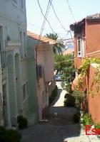 ayvalık sokakları
