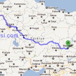 Malatya Istanbul Arası Kaç Km Arşivleri Yerbilgisi