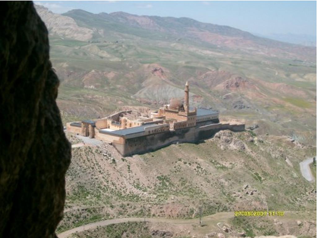 ishak Paşa Sarayı