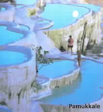 Pamukkale Resimleri