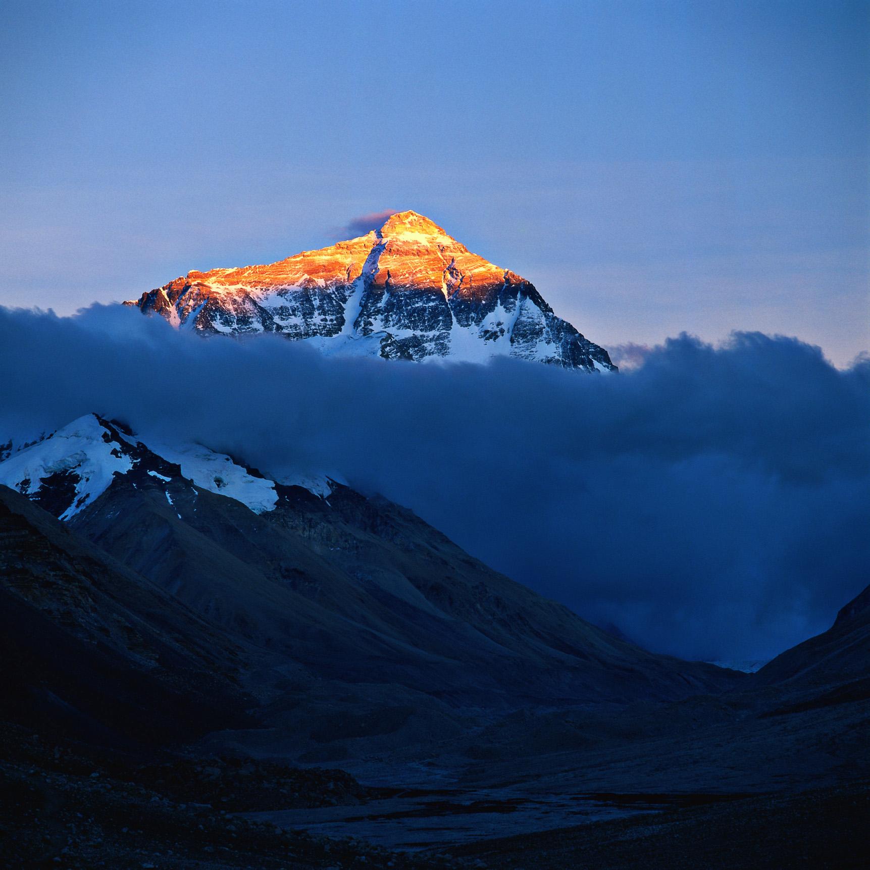 Everest Dağı Resimleri