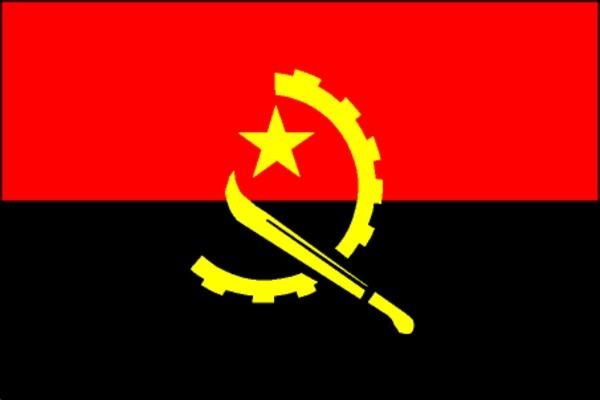 Angola bayragi resimleri