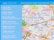 istanbul anadolu yakası haritası