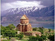 akdamar church van lake