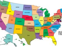 amerika haritası