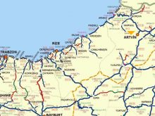 artvin hopa harita