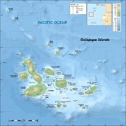 galapagos adalari