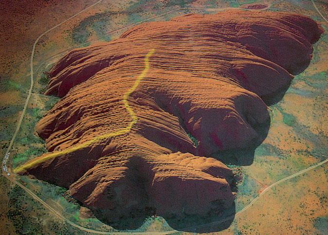 Ayers Kayası