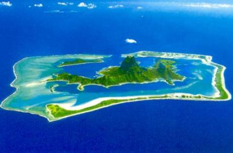 bora bora adaları