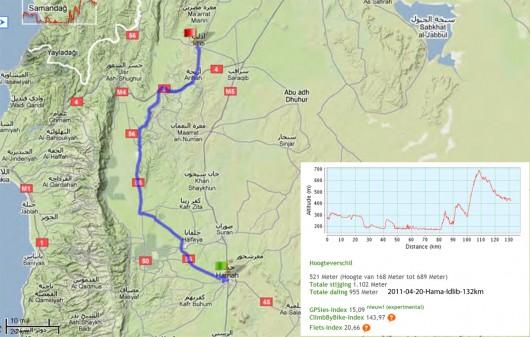 idlib haritası
