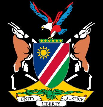 nambiya bayrağı