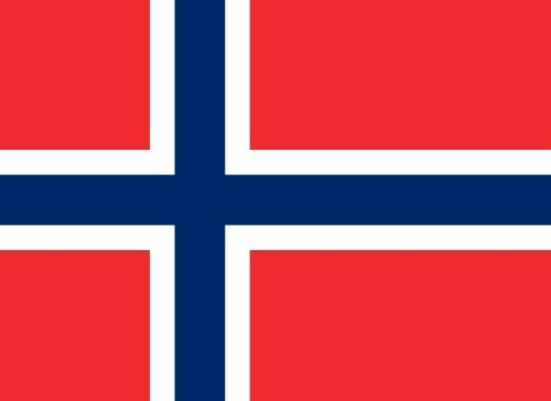 norveç bayrağı