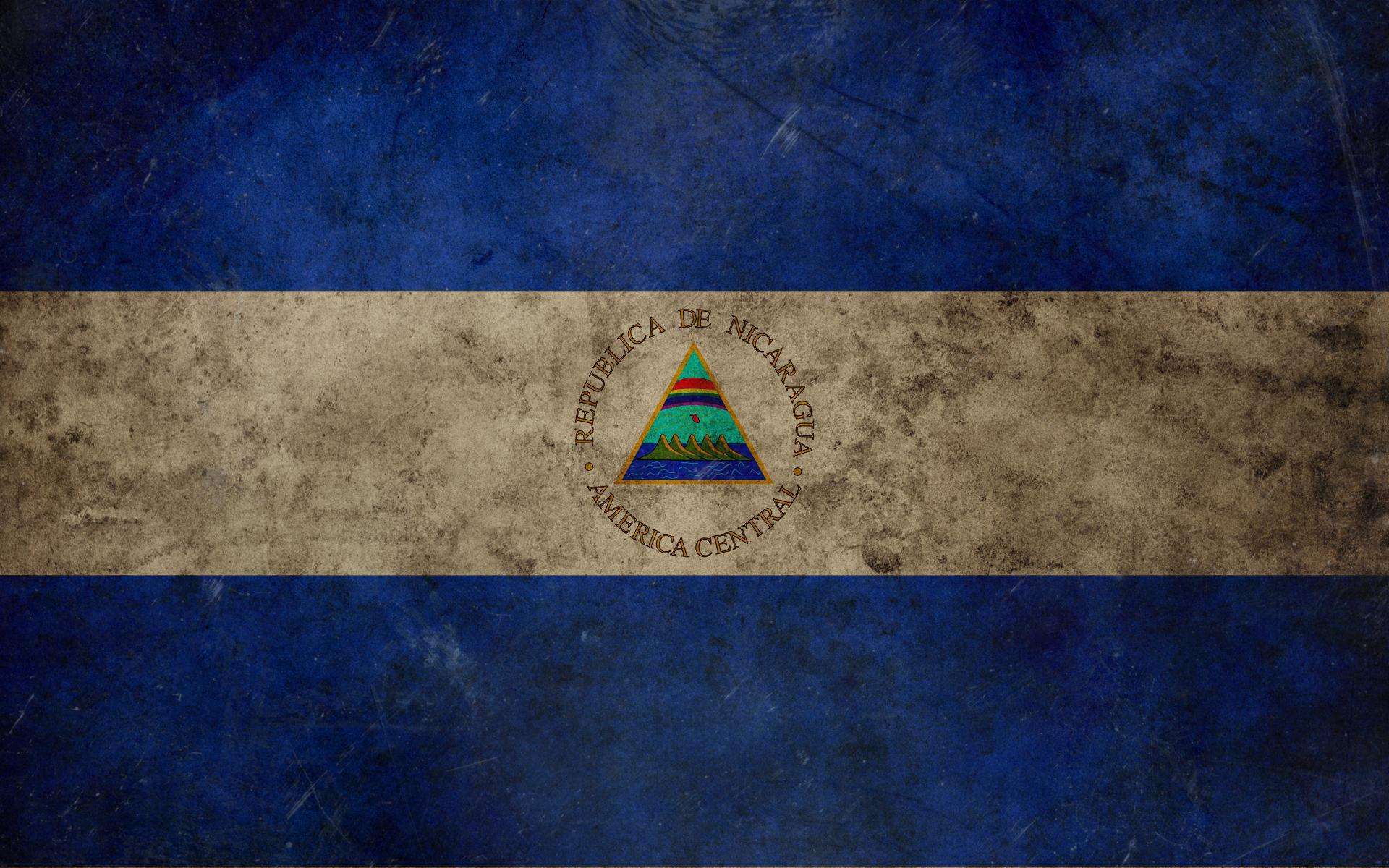 Nikaragua bayrağı