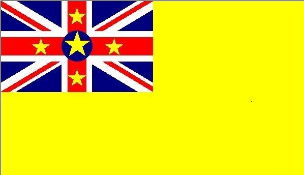 Niue bayrağı