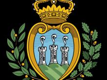 san marino bayrağı